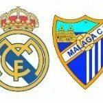 Real Madrid – Málaga, por internet y televisión