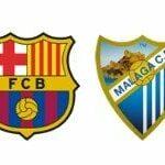 Fútbol Club Barcelona – Málaga, por internet y televisión