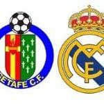 Getafe – Real Madrid, por internet y televisión