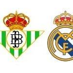 Real Betis – Real Madrid, la Liga por televisión