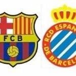 FC Barcelona – Espanyol, por internet y televisión en directo