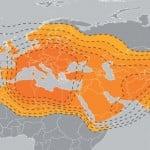 Recepción de satélites: Eutelsat 21B (21,6º Este)