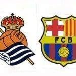 Real Sociedad – FC Barcelona, por internet y televisión
