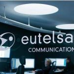 El satélite Eutelsat 172B es transportado a Kourou para su lanzamiento