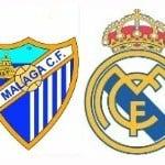 Málaga – Real Madrid, por internet y televisión