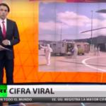 Russia Today en español, ahora en HD por Hispasat