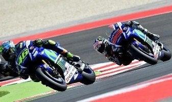 Moto GP en la televisión