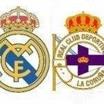 Real Madrid – Deportivo, por internet y televisión