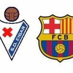 Eibar – FC Barcelona, por televisión en directo