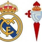 Celta – Real Madrid, por internet y televisión en directo