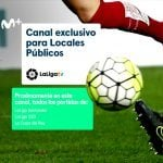 LaLiga TV Bar empieza a emitir por Hispasat y Astra