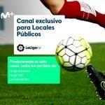 LaLiga TV Bar empieza a emitir por Hispasat y Astra