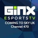 Sky UK apuesta fuerte con el canal de deportes electrónicos Ginx TV