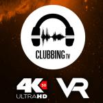 Clubbing TV 4k 360 arranca en abierto por el satélite Eutelsat Hot Bird 13B