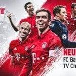 El FC Bayern Munich también tiene su cadena de televisión