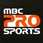MBC Pro Sports HD, en abierto por el satélite Badr 6