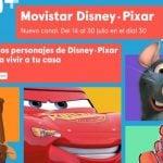 Movistar+ pone en marcha el nuevo canal Movistar Disney-Pixar