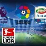 Cómo ver el fútbol por televisión en la temporada 2019-20