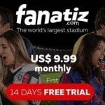 Fanatiz transmite varias ligas latinoamericanas de fútbol