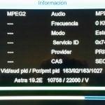 Nuevo canal TEST D de Movistar+ en el satélite Astra 1M