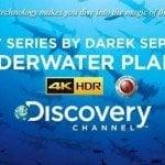 Discovery 4K está emitiendo a través de Hispasat 30W-5