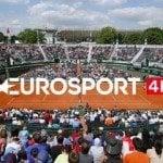 Llega Eurosport 4K por el satélite Astra 1L con el Roland Garros