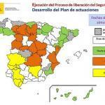 TDT: Los días 1, 7 y 14 de octubre cesan emisiones