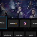 Cómo escuchar música en directo en Movistar+