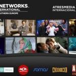 AMC Networks y Atresmedia lanzan una nueva plataforma para Europa