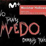 Movistar Halloween y su programación de terror