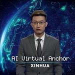 China estrena un robot que hace de presentador de noticias