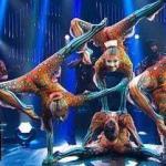 Cirque du Soleil en 4K a través del canal ARTE vía Astra 1L