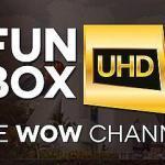El canal Fun Box UHD llega a Hispasat 30W-5
