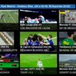 Multideporte, el canal interactivo de Movistar+