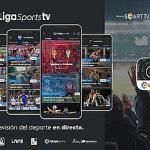 Arranca LaLigaSportsTV: el deporte español gratis y en directo