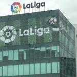 LaLiga elimina las emisiones ilegales de sus partidos en Rusia