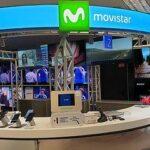 Movistar mantiene las tiendas abiertas pero con restricciones