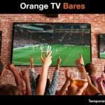 Orange TV Bares, por 259€ al mes para toda la temporada
