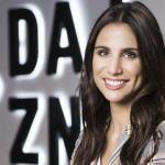 La presentadora Lucía Villalón se une al equipo de DAZN