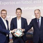 LaLiga y Movistar se unen para elevar al fútbol a una nueva dimensión