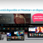 Movistar+ se actualiza y ya llega a más dispositivos