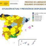 TDT: cambios de frecuencias en Canarias, Cantabria, Cataluña y Madrid
