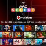 Vodafone TV incluye gratis el servicio bajo demanda AMC Selekt