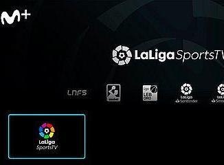 LaLigaSportsTV App Movistar
