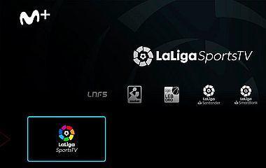 LaLigaSportsTV App Movistar