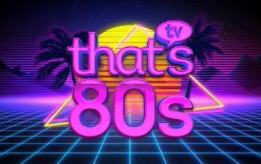 That's 80s